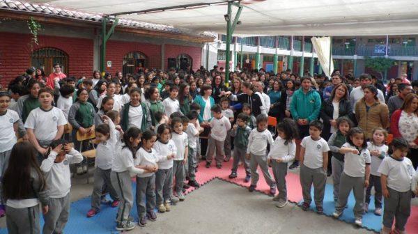 Día del Profesor y Asistentes de la Educación